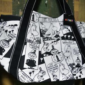 ムーミン バルーントートバッグ リトルミイ 鞄 コミック MOOMIN|goodsfarm|02
