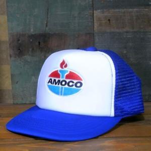 アモコ メッシュキャップ AMOCO 帽子 レーシング系メッシュキャップ|goodsfarm