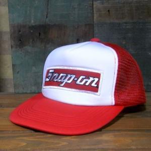 スナップオン メッシュキャップ snap-on 帽子 レーシング系メッシュキャップ|goodsfarm