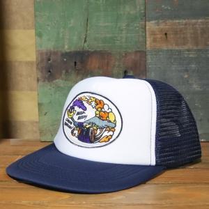 ロードランナー メッシュ キャップ ROAD RUNNER 帽子 アメリカンメッシュキャップ|goodsfarm
