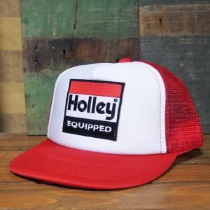 ホーリー メッシュ キャップ Holley 帽子 アメリカンメッシュキャップ|goodsfarm