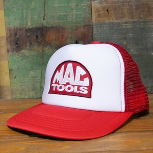 マックツール メッシュキャップ mactools 帽子 Racing Meshcap goodsfarm