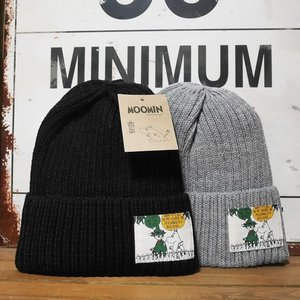 ムーミン ニットキャプ メンズ レディース キッズ ニット帽|goodsfarm