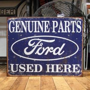 ブリキ看板 ford フォード アメリカン雑貨|goodsfarm