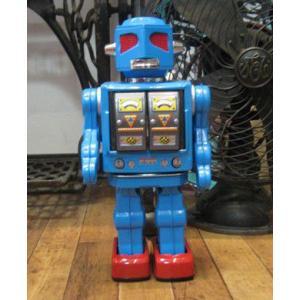 ブリキの電動ロボット 流星魔神 ロボット