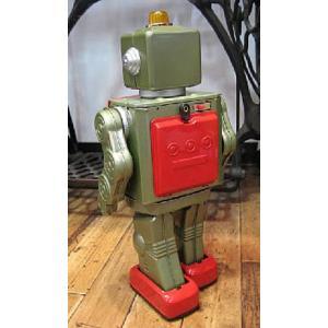 ブリキのおもちゃ ブリキの電動ロボット スターパトロール|goodsfarm|02