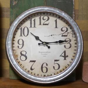 アンティーククロック 壁掛け時計 ウォールクロック レトロ|goodsfarm