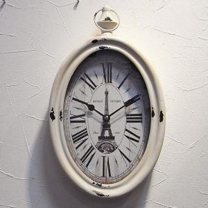 掛け時計 STEEL RIM CLOCK VERTICAL|goodsfarm