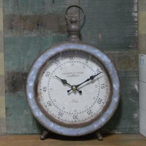 アンティーククロック 置時計 インテリア レトロ 掛け時計 goodsfarm