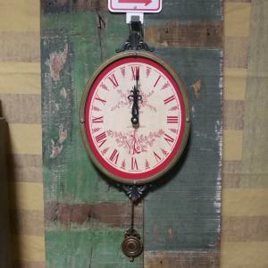 バロックムジカ・クロック 掛け時計 ウォールクロック goodsfarm
