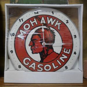 MOHAWK GAS ガレージクロック モホーク ウォールクロック 壁掛け時計 バブルクロック goodsfarm