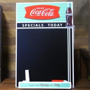 コカコーラ 黒板 メッセージボード アメリカ雑貨|goodsfarm