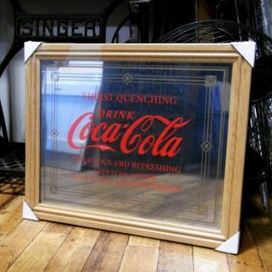 コカコーラ パブミラー アメリカン雑貨 アメリカ雑貨|goodsfarm