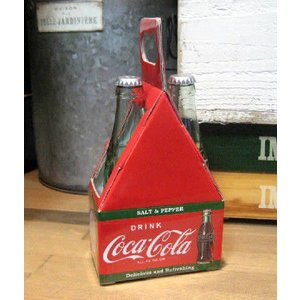 コカコーラ ソルト&ペッパー キッチングッズ アメリカ雑貨|goodsfarm