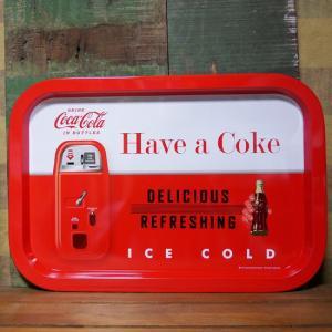 コカコーラ ティントレイ ベンディングマシン お盆 アメリカン雑貨|goodsfarm