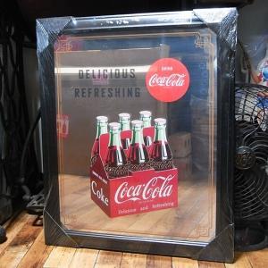 コカコーラ パブミラー インテリア アメリカ雑貨|goodsfarm