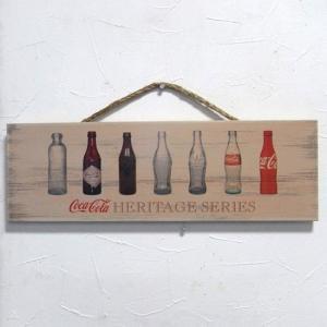 コカコーラ 木製看板 CokeBottles ウッドサイン オールドアメリカン アメリカン雑貨|goodsfarm