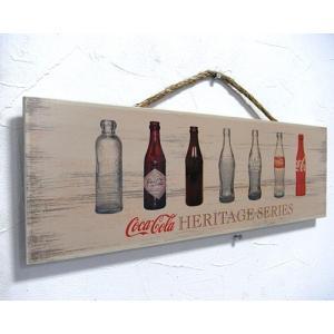 コカコーラ 木製看板 CokeBottles ウッドサイン オールドアメリカン アメリカン雑貨|goodsfarm|02