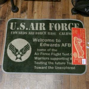 U.S.AIR FORCE インテリアマット バスマット キッチンマット|goodsfarm
