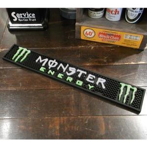 バーマット モンスターエナジー Monster Energy BARマット アメリカン雑貨|goodsfarm