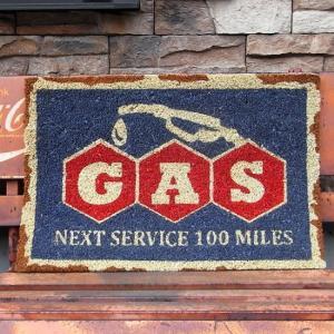 コイヤーマット 玄関マット GAS コイアマット|goodsfarm