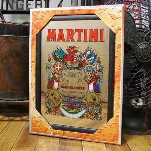 MARTINI パブミラー マルティーニ スピーゲルミラー インテリア 鏡|goodsfarm