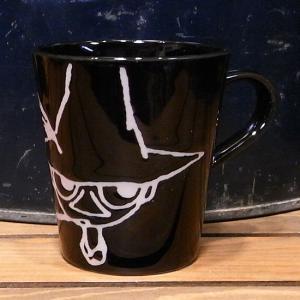 ムーミン モノクロマグカップ スナフキン MOOMIN コップ|goodsfarm