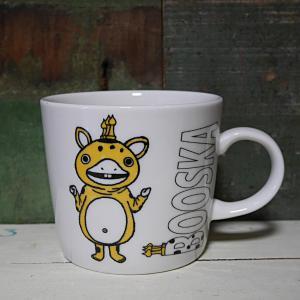 ウルトラモンスターズ マグカップ Shinzi Katoh ブースカ goodsfarm