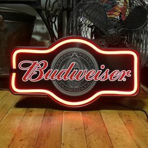 バドワイザー LED ロープ ネオンサイン Budweiser インテリア goodsfarm