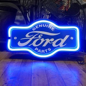 フォード LED ロープ ネオンサイン ford インテリア|goodsfarm