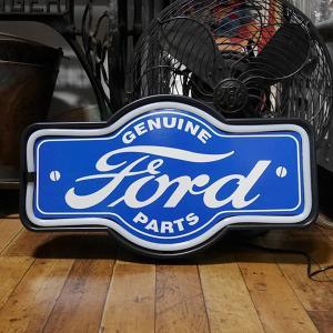 フォード LED ロープ ネオンサイン ford インテリア|goodsfarm|02