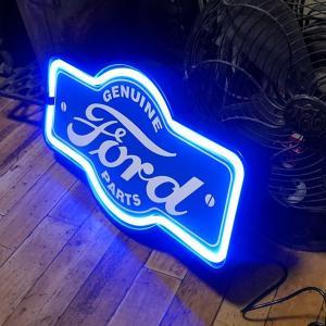 フォード LED ロープ ネオンサイン ford インテリア|goodsfarm|03