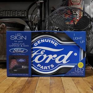 フォード LED ロープ ネオンサイン ford インテリア|goodsfarm|04