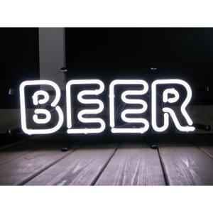 BEER ネオンサイン ネオン管 ビール|goodsfarm