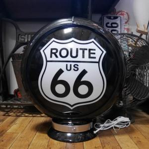 ガスランプ ROUTE66 インテリア ネオンサイン ルート66 アメリカン雑貨|goodsfarm