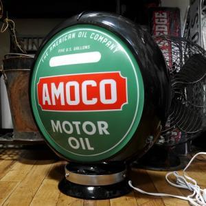 ガスランプ AMOCO インテリア ネオンサイン アメリカン雑貨|goodsfarm|03