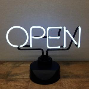 オープン インテリア ネオンサイン 2Way NEON SIGN OPEN|goodsfarm
