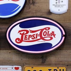 ペプシコーラ LED ロープ ネオンサイン PEPSI COLA goodsfarm 08