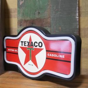 テキサコ LED ロープ ネオンサイン TEXACO インテリア|goodsfarm|02