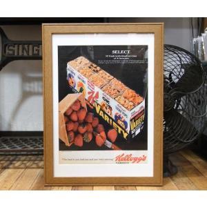 インテリアピクチャー LIFE誌 アンティーク広告 ポスター インテリア ライフ誌|goodsfarm