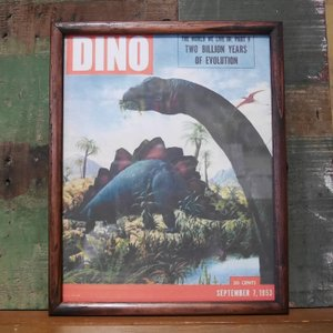 DINO インテリアピクチャー ポスター フレーム|goodsfarm