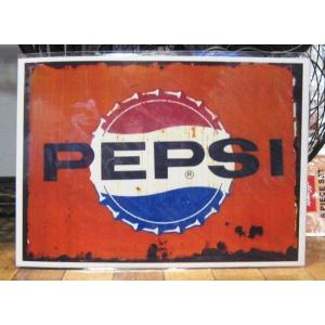 ペプシコーラ ポスター アメリカンインテリア Pepsi-Cola アメリカン雑貨|goodsfarm