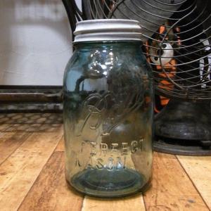 アンティーク ガラス瓶 Ball パーフェクトメイソンジャー|goodsfarm