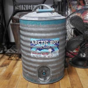アンティーク ウォータージャグ ARCTIC BOY ビンテージ ウォータークーラー 3ガロン|goodsfarm