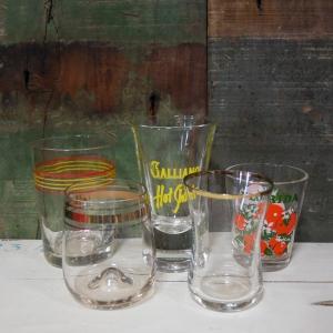 エストニア ヴィンテージ グラス レトロ コップ ビンテージ|goodsfarm