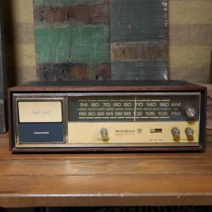 アンティーク ラジオ Westinghouse レトロ インテリア ウェスティングハウス goodsfarm