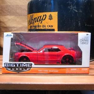 フォード マスタング 1965  レッド JADA BIGTIME アメ車 レトロミニカー goodsfarm