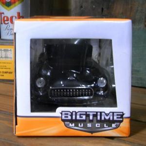 レトロミニカー 1957 CORVETTE HARDTOP 1:24サイズ シェビー コルベット JADA TOYS|goodsfarm|04