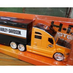 ハーレーダビッドソン トレーラー トラック インテリア 1/64 Maisto Harley-Davidson|goodsfarm|09