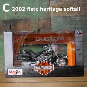 ハーレーダビッドソン バイク インテリア 1/18 Maisto オートバイ Harley-Davidson|goodsfarm|04
